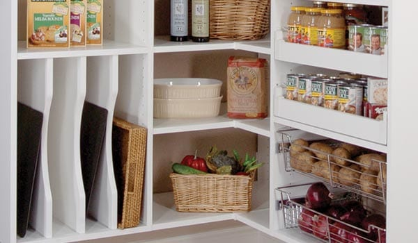 Kitchen Pantry Organizing Services