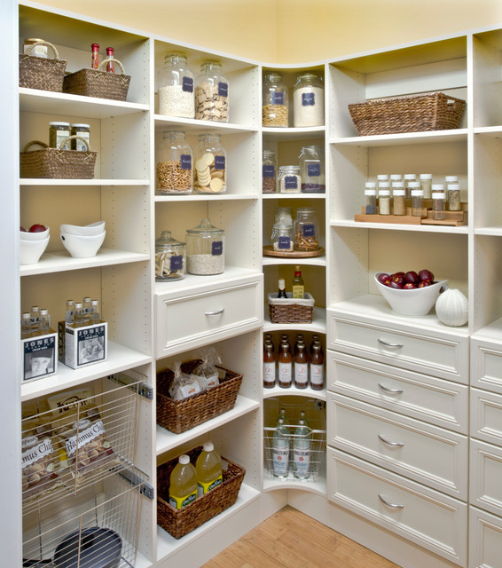 Maximize Your Space For Kitchen Storage And Food