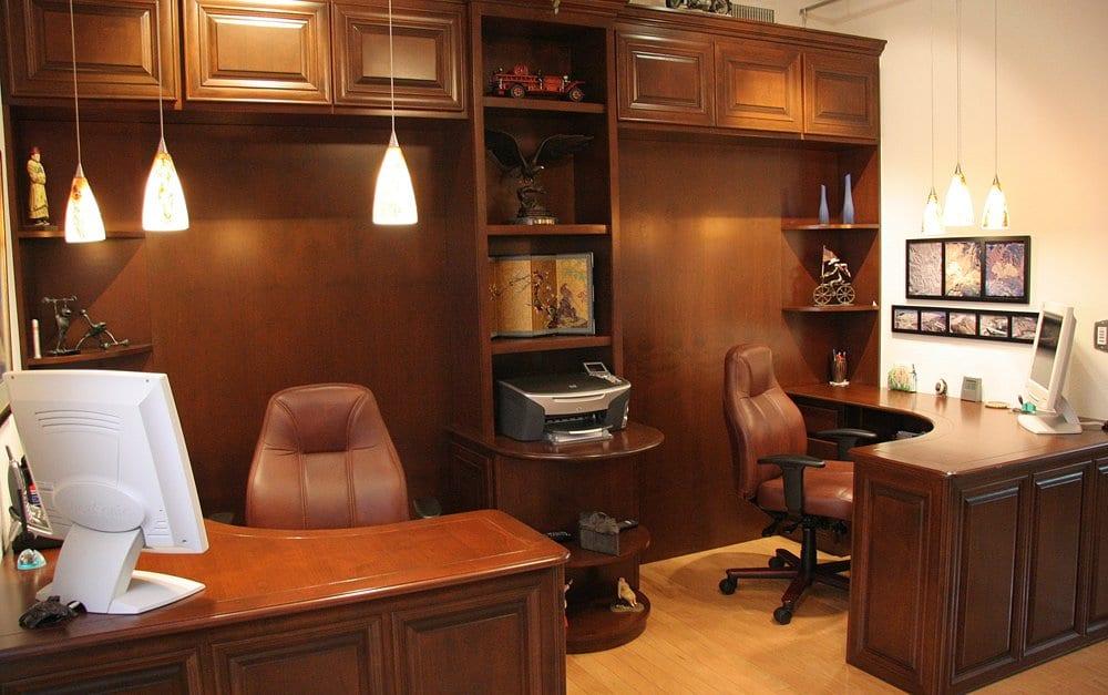 Custom Home Office Design U0026 Organization