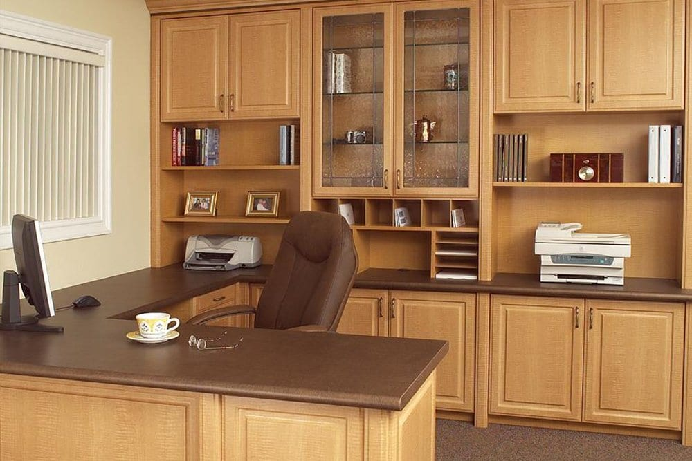 Custom Home Office Design U0026 Organization