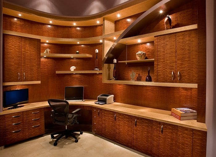 Lovely Create A More Productive Workspace. From Home Offices ...