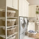 Built to fit all the laundry room necessities