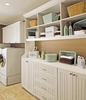 Laundry Room Storage Systems Tru Closet Pros Sarasota Fl
