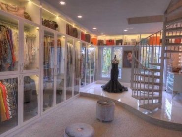 Largest and Most Expensive Closet in America